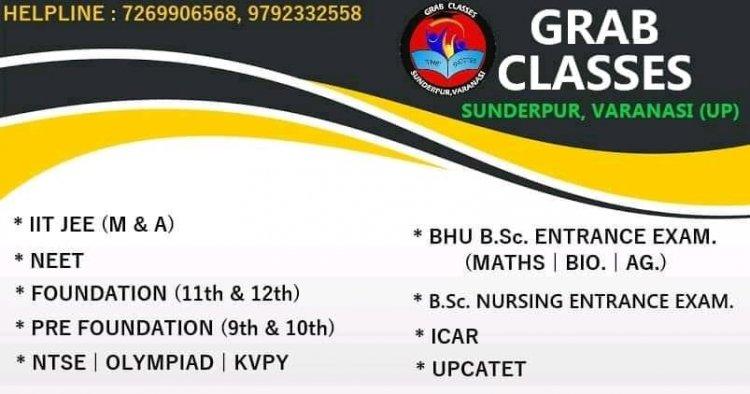 GRAB CLASSES