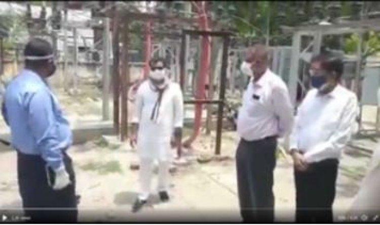 उपकेन्द्रों पर कोविड से सुरक्षा के हों पूरे इंतजाम : श्रीकांत