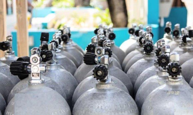 कानपुर पहुंची 80 मीट्रिक टन आक्सीजन