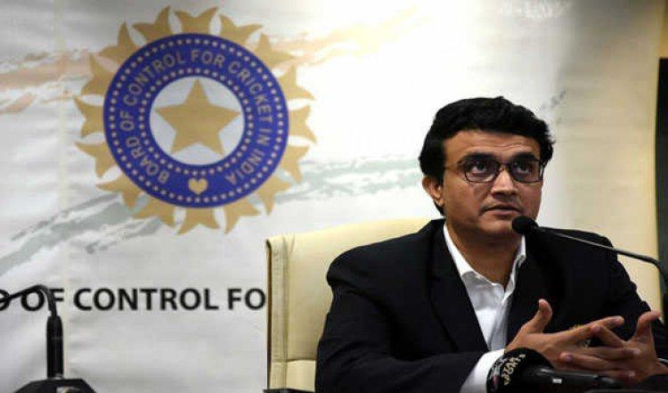 श्रीलंका में तीन वनडे और पांच टी-20 खेलेगी भारतीय टीम: गांगुली