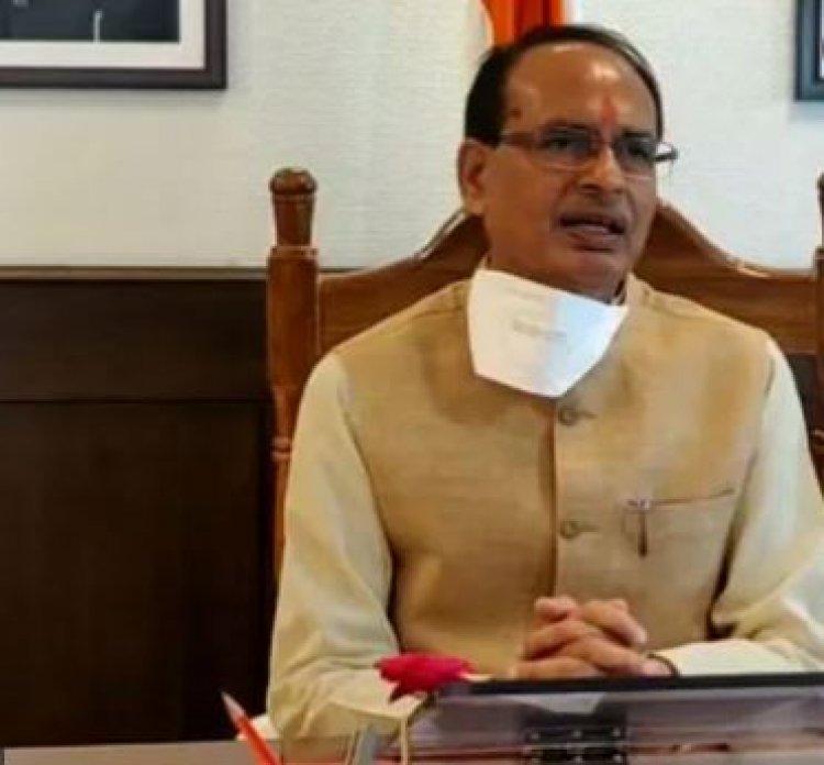 मध्यप्रदेश में बाढ़ प्रभावित क्षेत्रों के लिए शिवराज ने रक्षा मंत्री से मांगी मदद