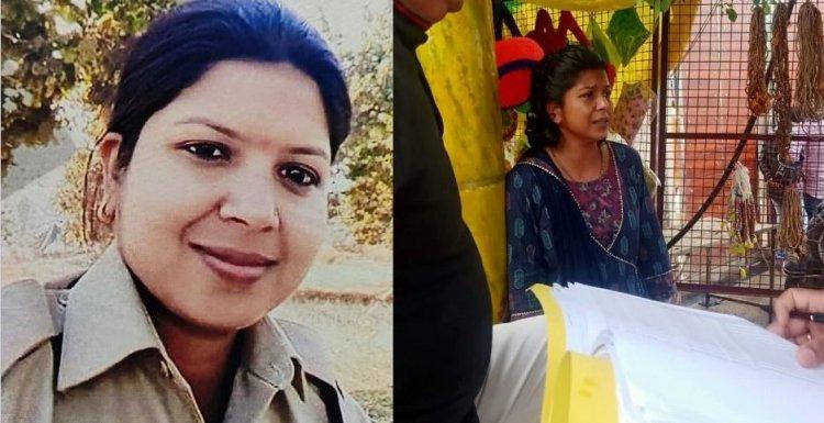 9 महीने  पहले लापता महिला सिपाही वृंदावन में  बेचती मिली माला-फूल, पुलिस को जो बताया सुनकर आप रह जाएंगे हैरान
