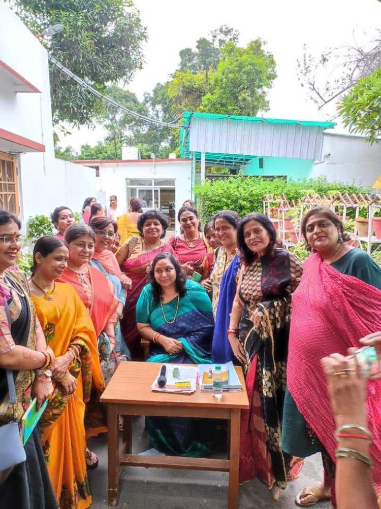 पंडित अटल बिहारी बाजपेई फाउंडेशन में 60 समाजसेवी संस्थानो एवं कार्यकर्ताओं ने सदस्यता ग्रहण किया