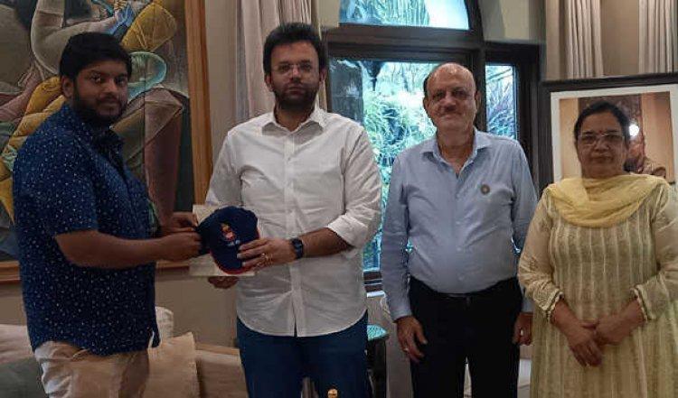 गोवा ने रोहन जेटली को दी शुभकामनाएं