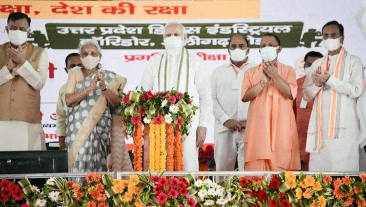 20वीं सदी की गलतियों को सुधार रहा है 21वीं सदी का भारत : मोदी