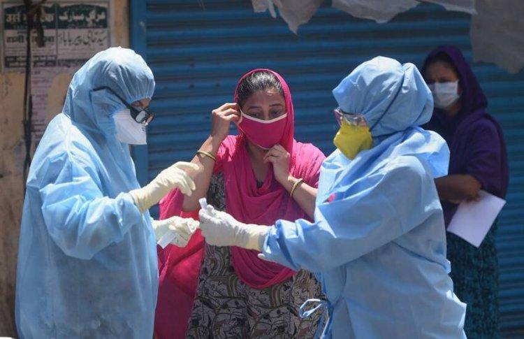 देश में पिछले 24 घंटों के दौरान कोरोना संक्रमण के 27 हजार से अधिक नये मामले