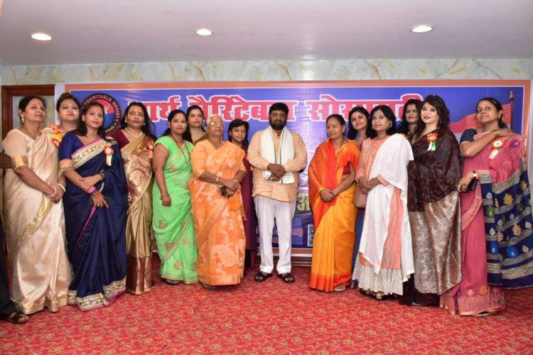 बड़ी ही धूमधाम से पार्थ चैरिटेबल सोसाइटी का स्थापना दिवस मनाया गया