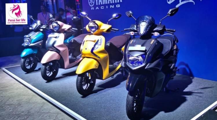 Yamaha Ray-ZR 125 : लाइट वेटेड और परफॉर्मेंस है सुपब