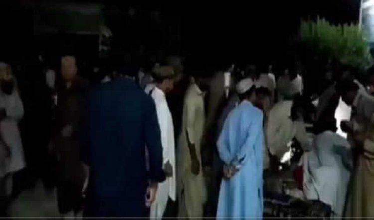पाकिस्तान के हरनई में भीषण भूकंप से 20 लोगों की मौत