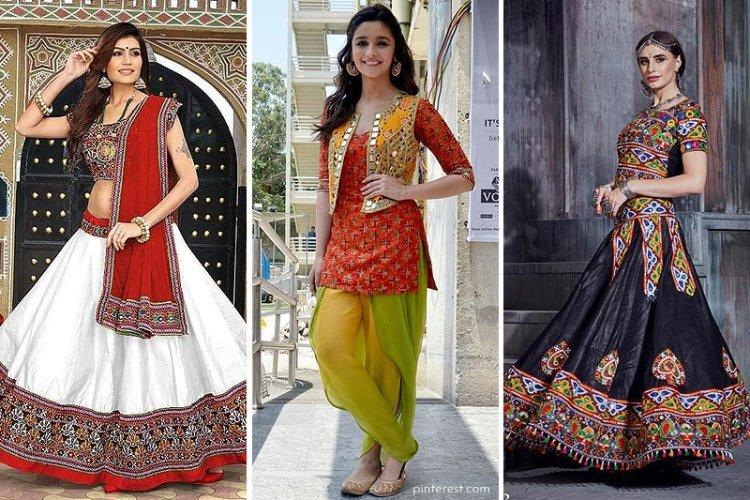 Navratri Special: इस बार लहंगा चोली की जगह डांडिया में पहनें ये आउटफिट्स और दिखिये सबसे अलग