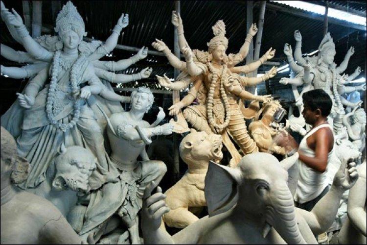 नवरात्रि स्पेशल: ये कौन शिल्पकार है