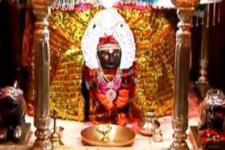 Navratri Special: थावे दुर्गा मंदिर में पूरी होती है श्रद्धालुओं की मनोकामनाएं