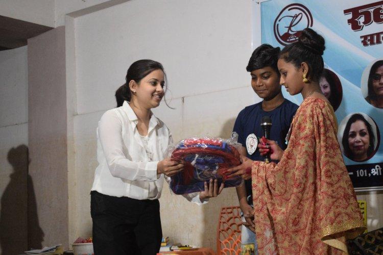 रूबरू एक्सप्रेस सामाजिक सेवार्थ संस्था ने मनाया अपनी स्थापना का तीसरा सफल वर्ष