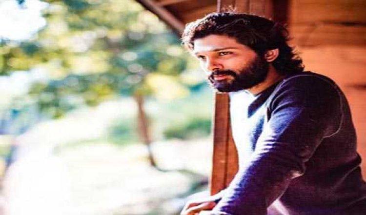 अल्लू अर्जुन की फिल्म पुष्पा का दूसरा गाना श्रीवल्ली रिलीज़